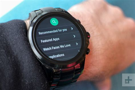 Review Smartwatch Emporio Armani Connected Smartwatch Review Best Smart