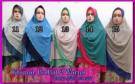 Jilbab Bolak Balik 2 In 1 Warna Emas Hitam L grosir jilbab bolak balik polos 2 warna murah banget