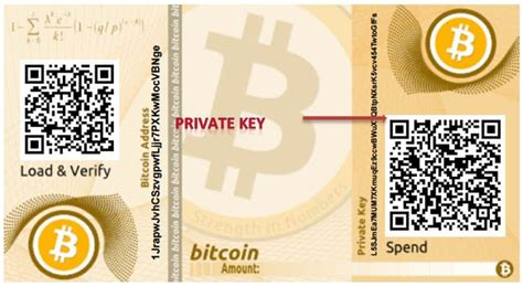 How To Make A Paper Wallet Bitcoin - how to make a bitcoin paper wallet how to spend bitcoins