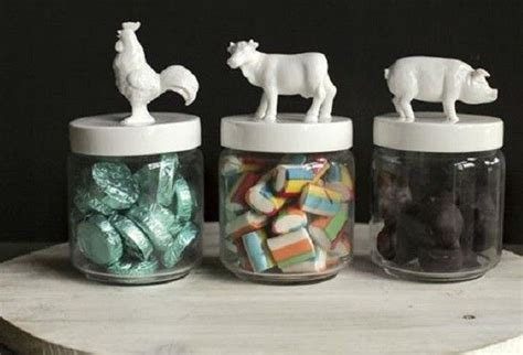 pig kitchen canister set 3 ceramic sets for counter 25 best ideas about farm animal nursery on pinterest