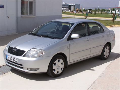 Toyota Corlla 2003 2003 Toyota Corolla Other Pictures Cargurus