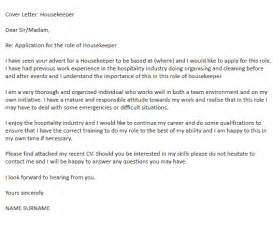 housekeeping cover letter pin hospital housekeeper resume on