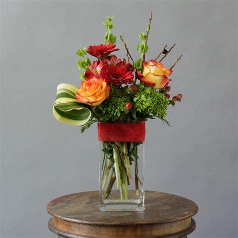 Modern Chic In Seattle Wa Avant Garden Florist Avant Garden Flowers