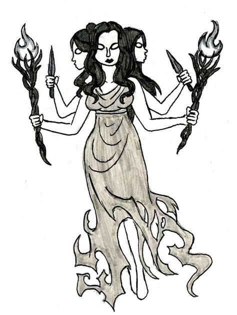 hecate picture hecate image