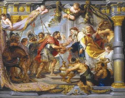 legendarios painting show review wonders unfurl at getty met tapestry shows on