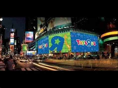 toys r us new york city times square **** youtube
