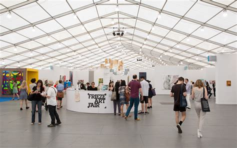 frieze new york an environment for discovery christie s