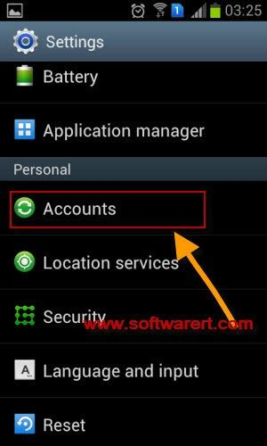 2 Samsung Accounts Setup Yahoo Mail Account On Samsung Mobile Phones