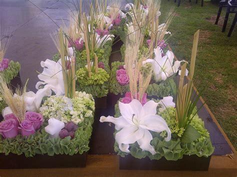 para bautizo compuesta por cuatro centros de flores de papel para como hacer un centro de mesa para primera comuni 243 n