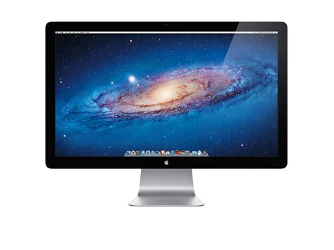 monitors with thunderbolt apple intros the thunderbolt monitor