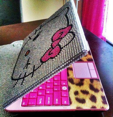 Hello Computer Covers by Hello Bling Laptop Cover Custom Design Pretty