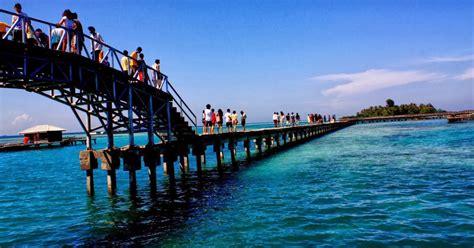 Permata Set 1n Svj liburan murah paket wisata pulau seribu 2d1n pulau tidung my permata wisata