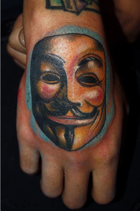 tattoo v hand mask of v hand tattoo tattoomagz