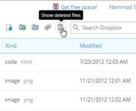 dropbox deleted files how to view and recover deleted files in dropbox