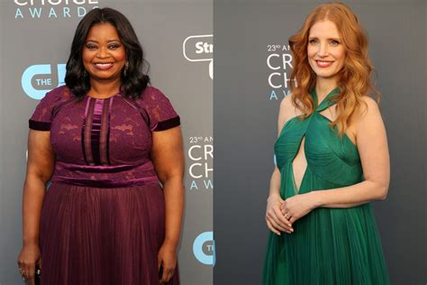octavia spencer jessica chastain comedy jessica chastain and octavia spencer back together for