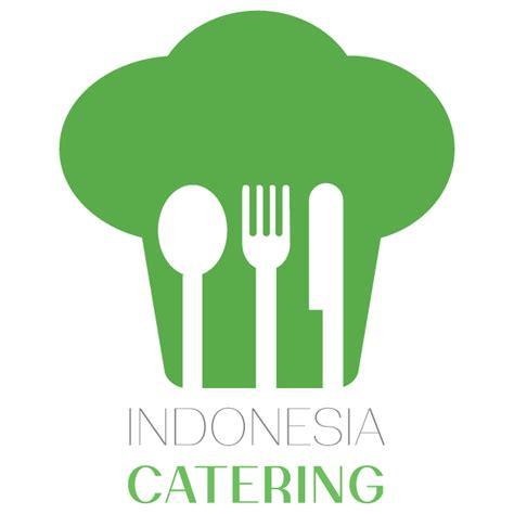 membuat logo makanan catering jakarta indonesia catering food services