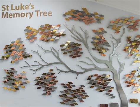 the memory tree memory tree remembrance st luke s hospice plymouth