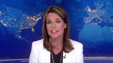 savannah guthrie why not lester holt to replace brian williams savannah guthrie announces lester holt s promotion youtube