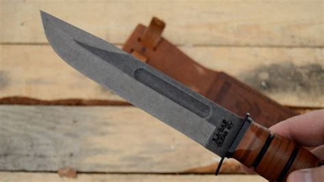 kabar combat knife ka bar usmc fighting knife