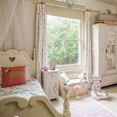girls bedroom shabby chic neutral shabby chic girl s bedroom decorating