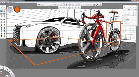 sketchbook pro autodesk sketchbook pro 7 ca software