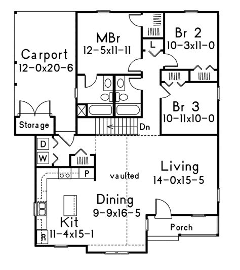 Houseplans And More Franklin Country Ranch Home Plan 001d 0035 House Plans And More