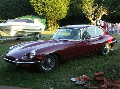 jaguar e type one owner