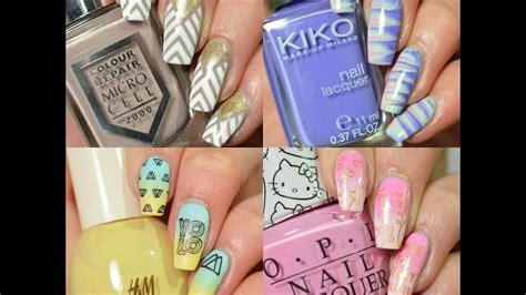 easy nail art compilation easy nail art compilation part 8 youtube