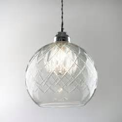 gabby glass ceiling pendant light at