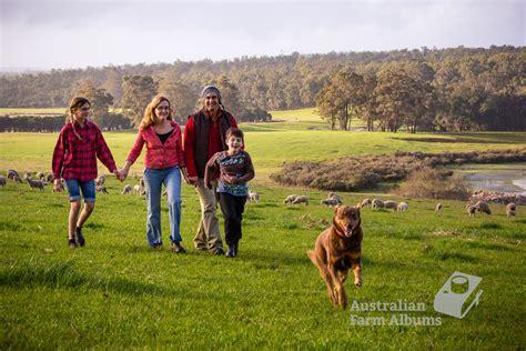 Australian Farm Albums
