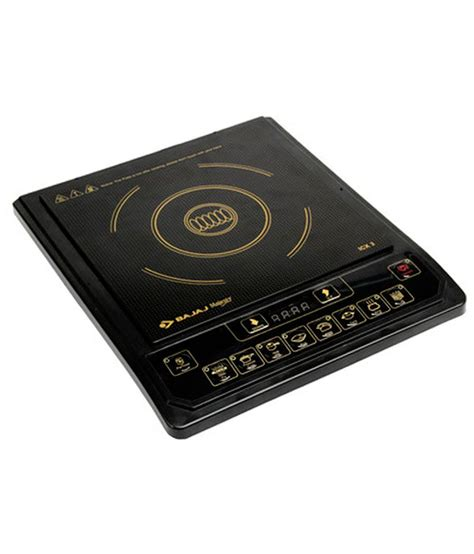 induction cooker price bajaj icx 3 induction cooker price in india buy bajaj icx 3 induction cooker on snapdeal