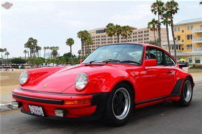 buy used 79 930 turbo, 24k miles, records, just serviced