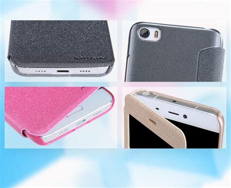 Zagbox Flip Cover Xiaomi Mi5s Pink mi5 nillkin sparkle flip cover xiaomi