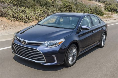 2018 toyota avalon pricing for sale edmunds