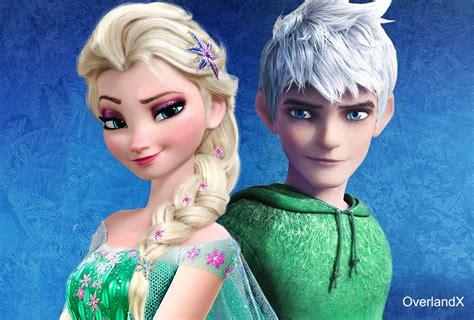 film elsa frozen dan jack frost jack and elsa frozen fever by elsafrost12 on deviantart