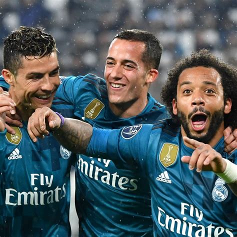 ronaldo juventus bleacher report cristiano ronaldo real madrid crush juventus in chions league quarter bleacher