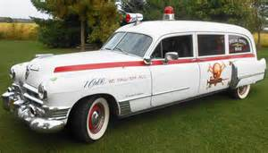 Cadillac Ambulance For Sale 1949 Cadillac Ambulance