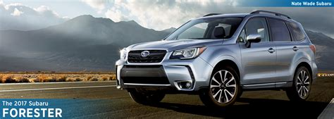 subaru forester model car 2017 subaru forester model information suv research