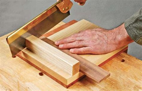 woodworking bench hook benchhook lead