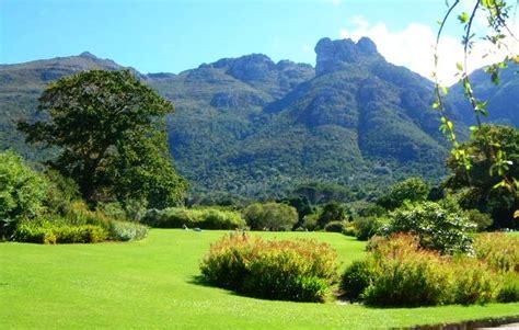 Kirstenbosch National Botanical Garden Cape Town Garden World Kirstenbosch Botanical Gardens
