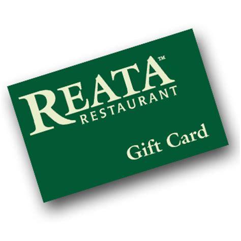 Sundance Gift Card Balance - store reata restaurant