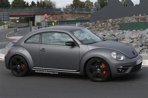 new volkswagen beetle 2015 volkswagen beetle r spied testing