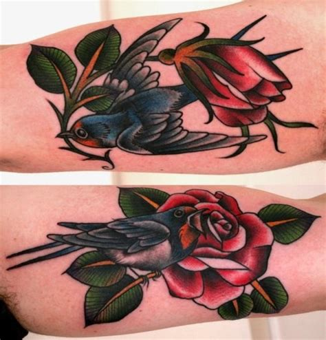 rose bird tattoo 10 best japanese style tattoos images on