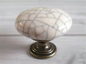 Ceramic Kitchen Cabinet Knobs Drawer Knobs Dresser Knob Cabinet Knobs Ceramic White