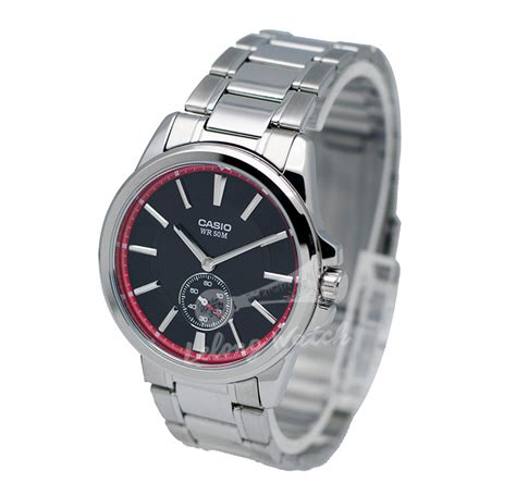 Casio Mtp 1326 1a2 For Analog Casual casio mtpe101d 1a2 s metal analog new 100 authentic ebay