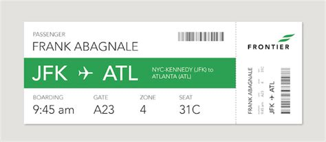 boarding pass place card template 26 exles of boarding pass design templates psd ai