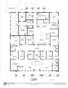Clinic Floor Plan Exles Design To Wow Veterinary Clients