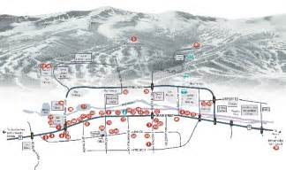 map breckenridge colorado breckenridge map town images