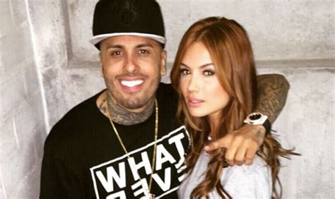 nicky jam y su esposa youtube sara uribe participa en el nuevo video de nicky jam