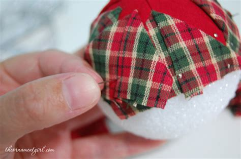 quilted ball ornament pattern e book no sew learn to